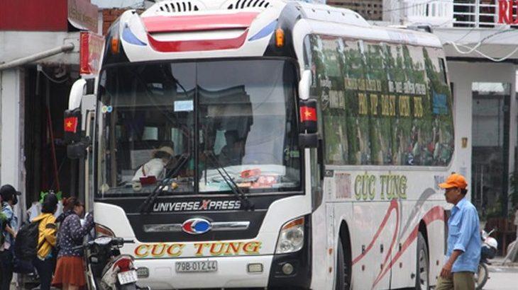 Xe từ Huế đi Ninh Hòa - Khánh Hòa