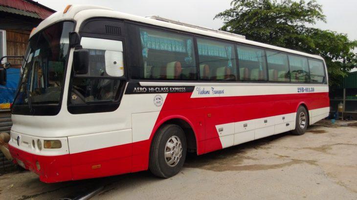 Vé xe khách tuyến Huế-Thừa-Thiên-Huế đi Attapu-Lào