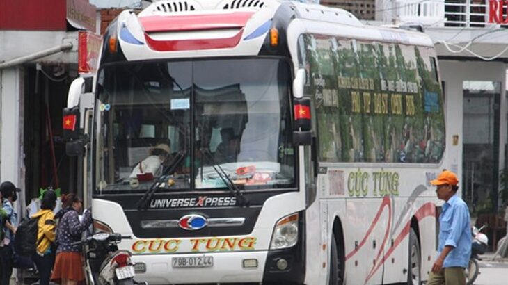 Xe đi Huế từ Nha Trang - Khánh Hòa
