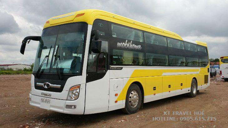 Xe từ Hà Nội đi Lăng Cô - Phú Lộc