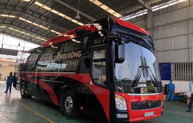 Xe đi Bình Dương từ Huế - Thừa Thiên Huế