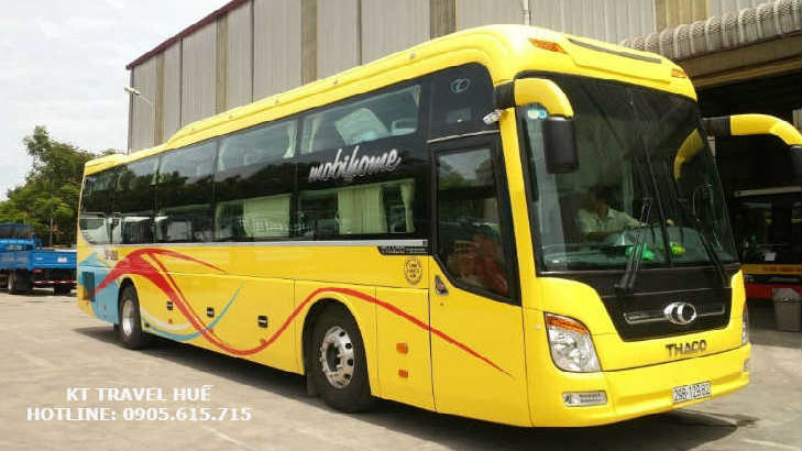 Xe khách tuyến Huế-Thừa-Thiên-Huế đi Đồng-Hà Quảng-Trị
