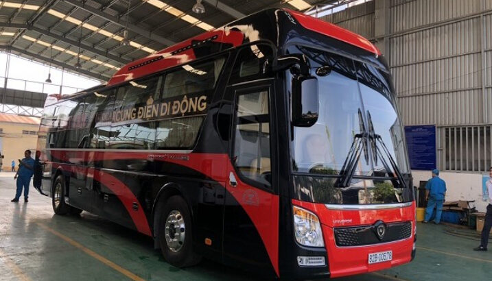 Xe đi Sài Gòn - Hồ-Chí-Minh từ Đà Nẵng