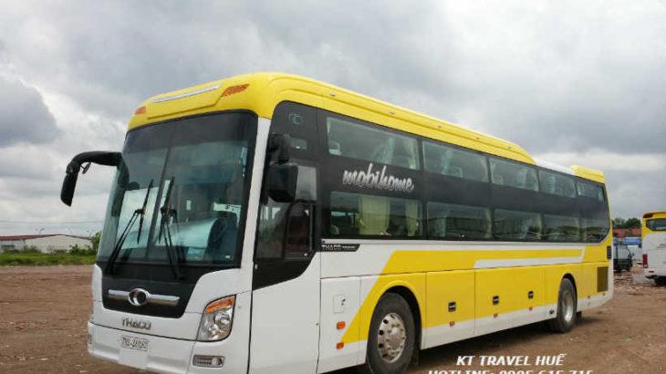 Xe từ Hải Phòng - Quảng-Ninh đi Đồng Hới - Quảng-Bình