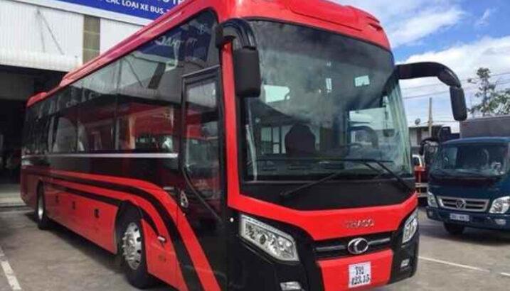 Xe từ Huế đi Uông Bí - Quảng Ninh