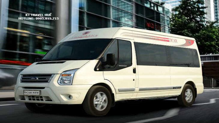 Xe Limousine đi Hội An - Quảng Nam từ Huế
