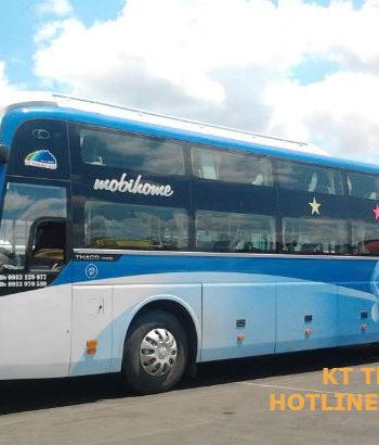 Vé xe từ Huế đi Phan Thiết