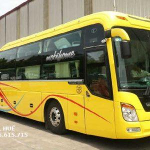 Vé xe từ Huế đi Thanh Hóa
