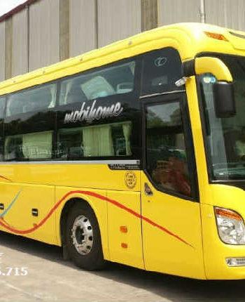 Vé xe từ Huế đi Nha Trang