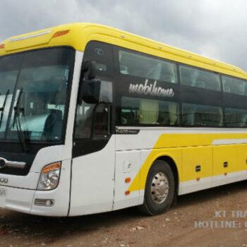 Vé xe từ Huế đi Thái Nguyên