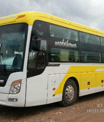 Vé xe từ Huế đi Bắc Giang