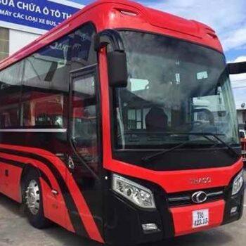 Xe đi Hải Phòng - Quảng Ninh từ Thừa Thiên Huế