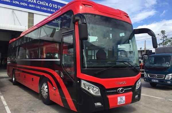 Xe đi Phan Thiết - Bình Thuận từ Huế - Thừa Thiên Huế