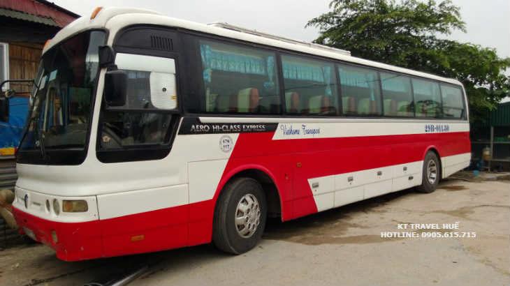 Xe từ Quảng Trị đi Savannakhet - Lào
