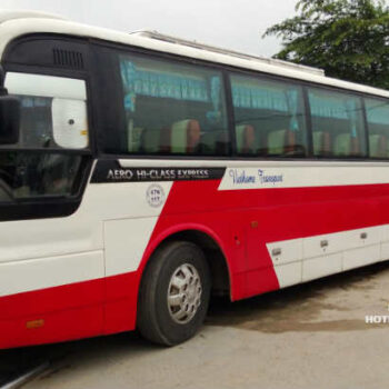 Xe từ Huế đi Pakse - Lào
