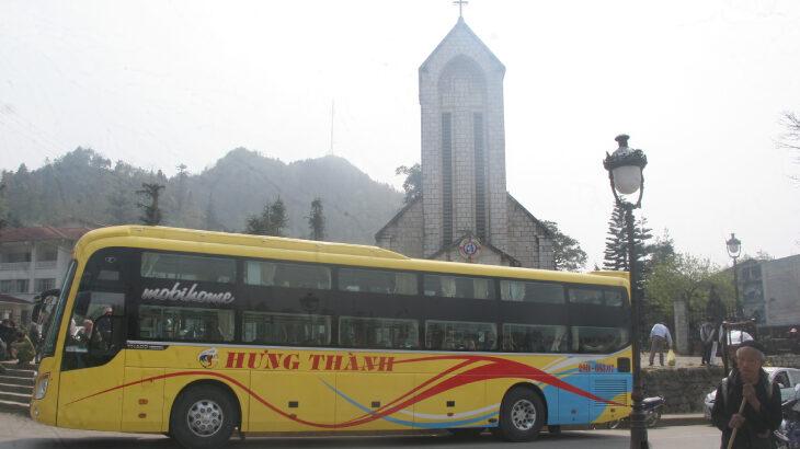 Xe Hưng Thành từ Hà Nội đi Huế