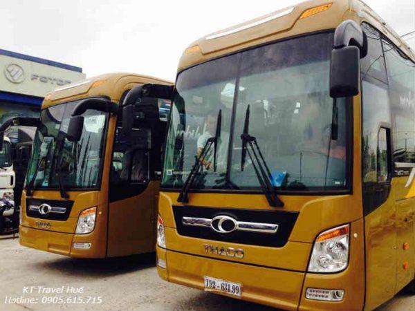 Xe đi Vĩnh Phúc từ Huế - Thừa Thiên Huế