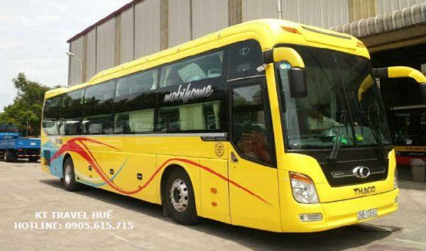Xe đi Đồng Hới - Quảng Bình từ Thừa Thiên Huế