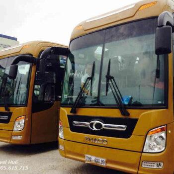Xe đi Hải Dương - Hải Dương từ Thừa Thiên Huế
