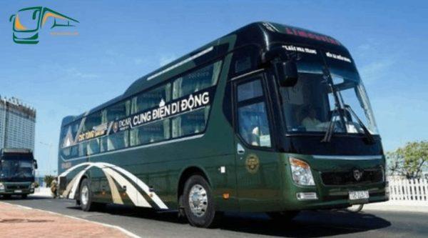 Xe VIP Limousine Huế đi Phan Rang