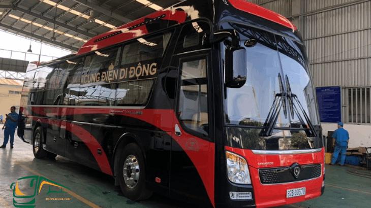 Xe Limousine đi Hà Nội từ Huế