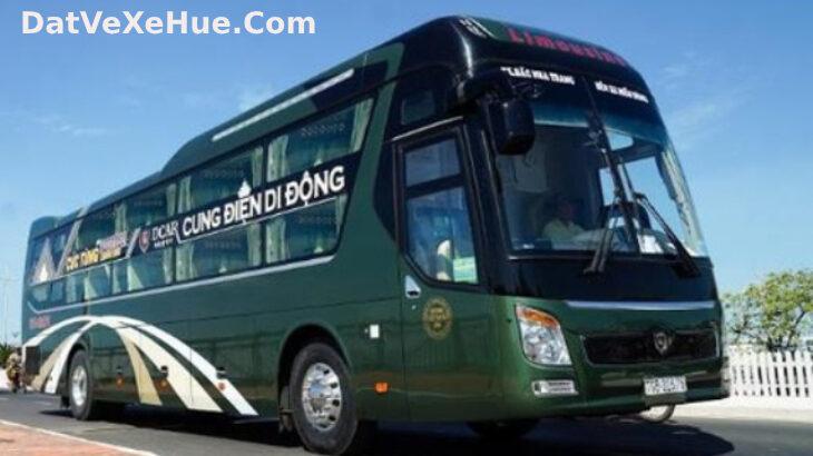 Xe Limousine đi Đà Lạt - Lâm Đồng từ Huế