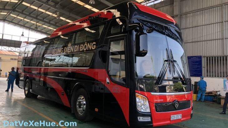 Xe Limousine Minh Phương đi Đà Nẵng từ Sài Gòn
