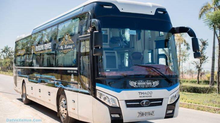 Xe đi Hà Nội từ bến xe Huế