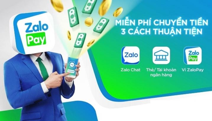 Dùng Zalo thanh toán tiền vé xe
