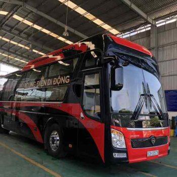 Xe VIP Limousine Huế đi Sóc Sơn